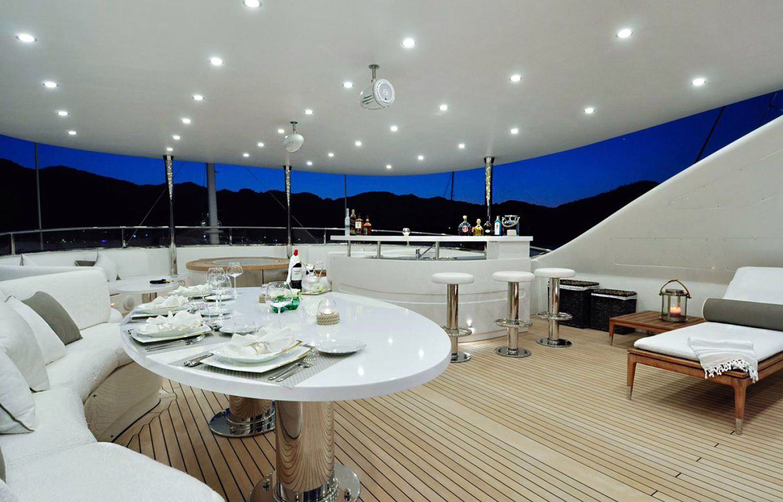 mega yacht charter master 3